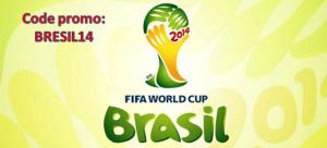 Code promo Brésil