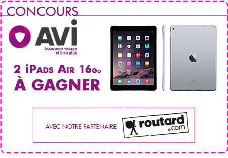 concours AVI- Routard-decembre2015